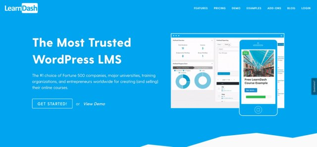 LearnDash - WordPress Learning Management System (LMS)