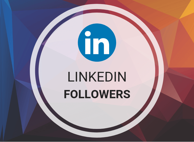 100 US Linkedin Follower fast and easy