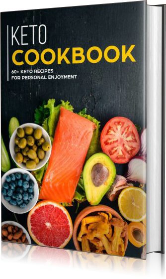Keto Cookbook. Become more healthy and slim