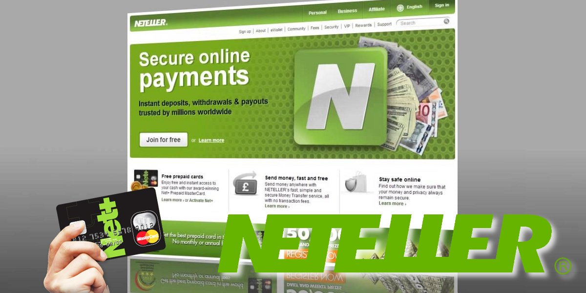 Neteller accounts