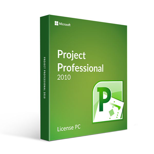 Project  - Project Professional 2010 + Download