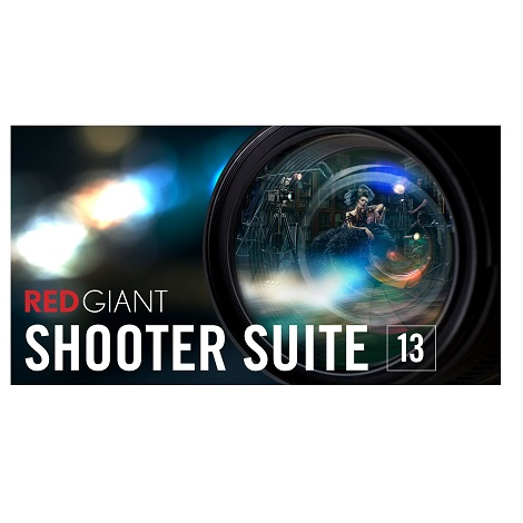 Red Giant Shooter Suite 13.1.8 Digital Download Windows