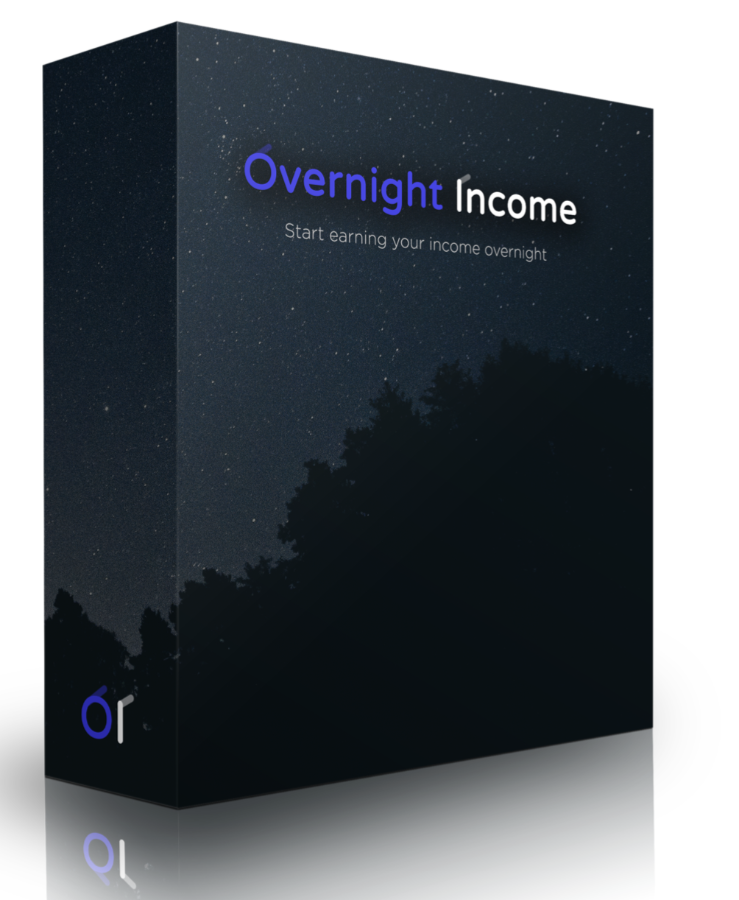 OVERNIGHT INCOME 2.0 - 3 Money making methods(+1500$/M)