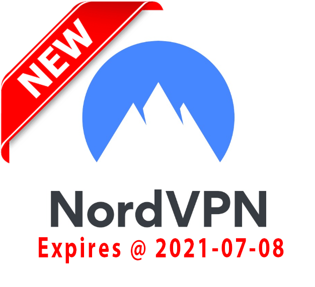 NordVPN Premium Account – Expires @ 2021-07-08