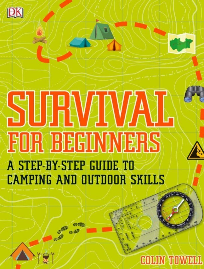 SURVIVAL FOR BEGINNERS: A STEP-BY-STEP GUIDE TO CAMPING