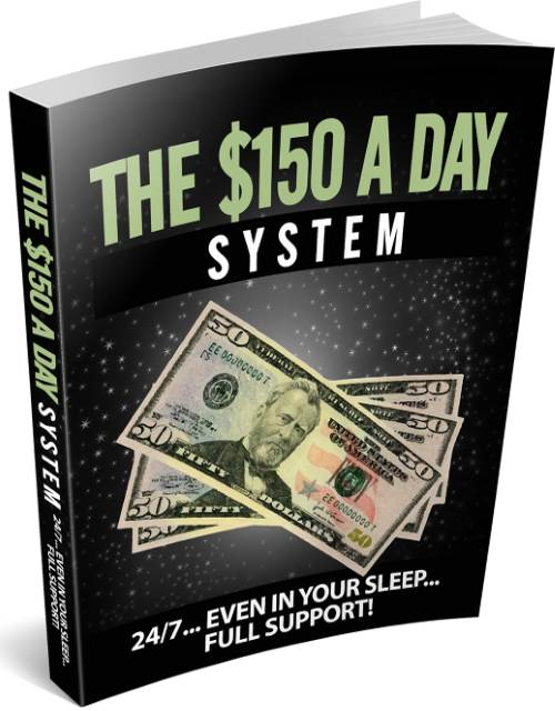 The $150 A Day System & DFY Funnel Pages