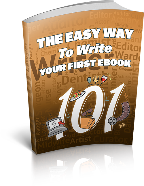 Easy way to write your first EBook