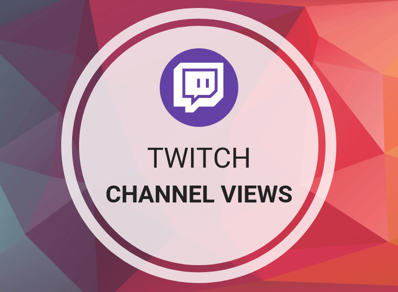 10000 Twitch Channel views fast and easy
