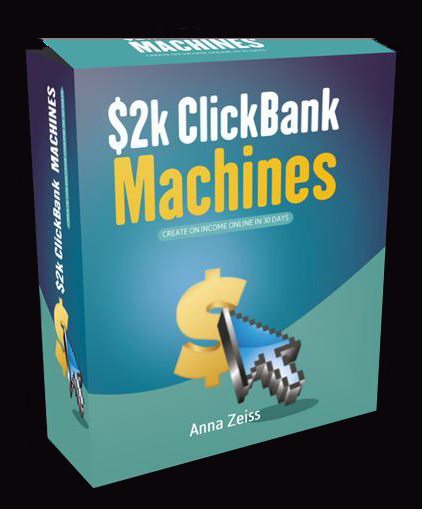 [Vip share] $2k Clickbank Machine: Guarranteed
