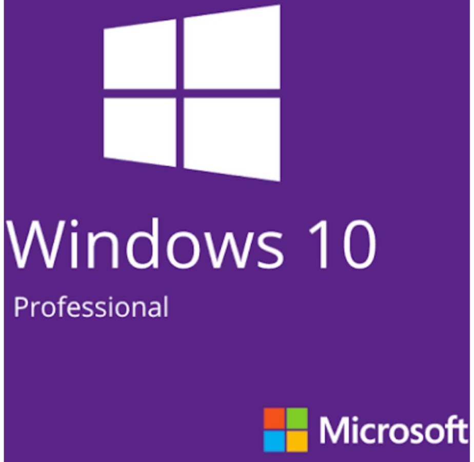 WINDOWS 10 PRO OFFICIAL KEY