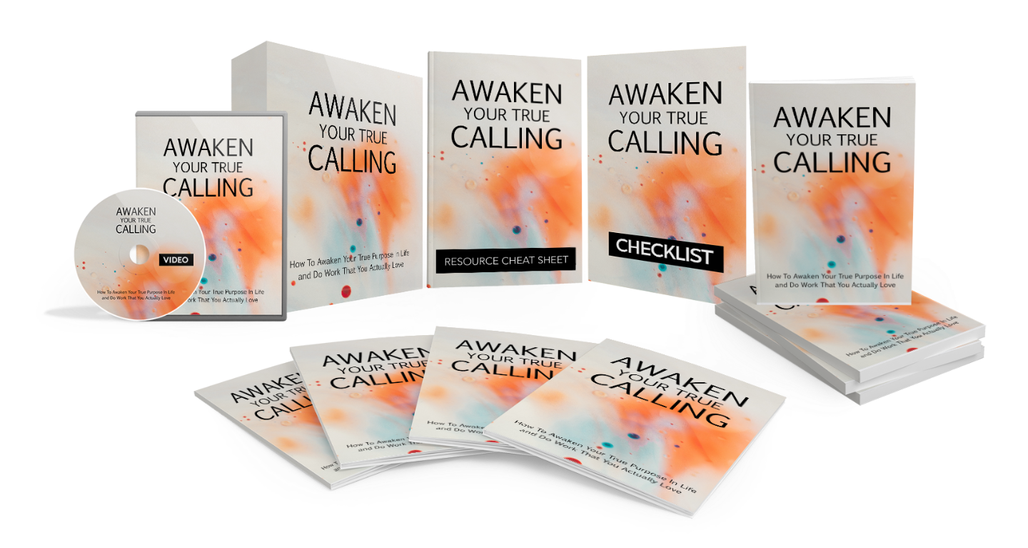 Unlock the Secrets to Awaken Your True Purpose in Life