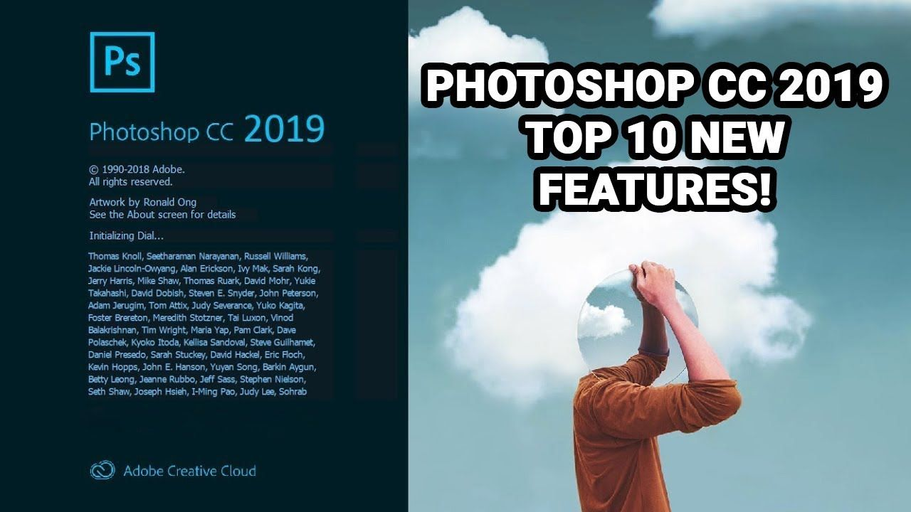 Adobe Photoshop CC 2019 Fully activated