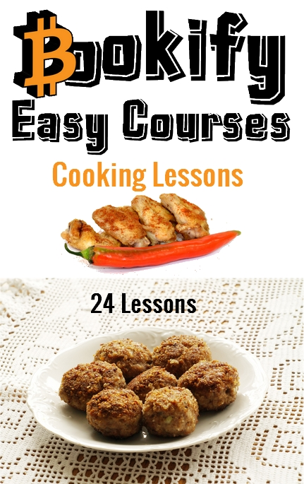 Bookify Easy Courses: Cooking Lessons