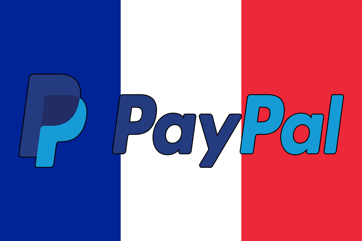 France FR Verified PayPal Account - Debit Card Verified