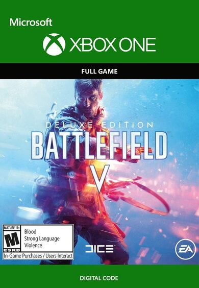 Battlefield 5 Deluxe Edition (Xbox One) Xbox Live Key