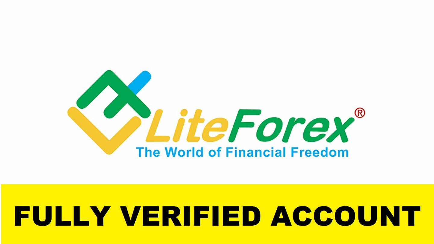 Fully Verified LiteForex Account – RU $45