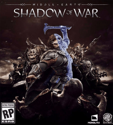 Middle-earth: Shadow of War | Sent as Steam Gift