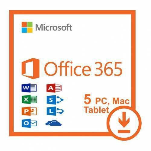 Office 365 Pro Plus + Office 2019 Lifetime 5 Device