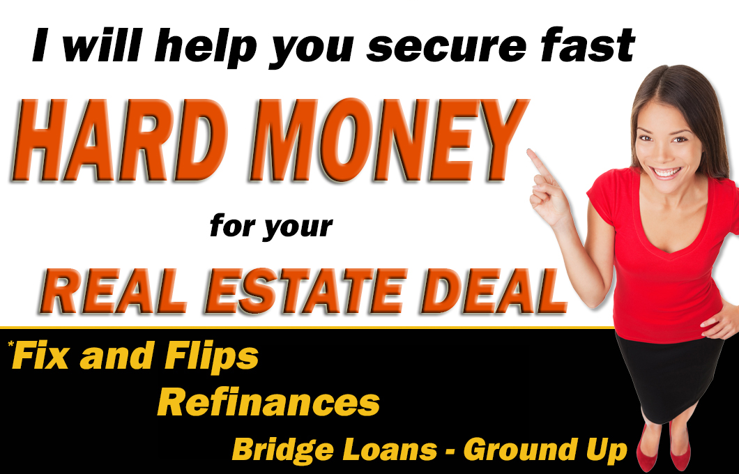 24hr Financing for your Real Estate Deal