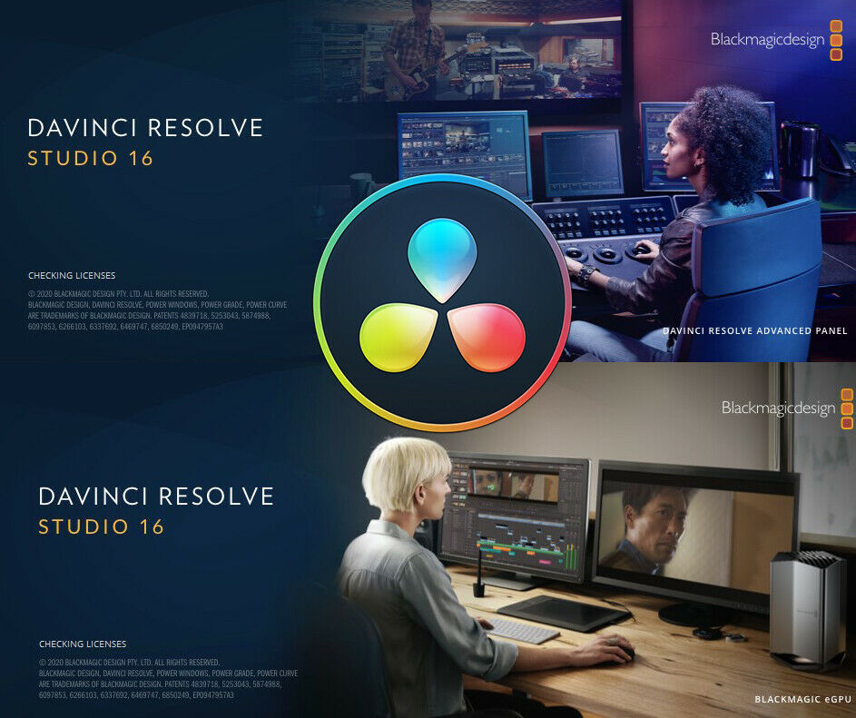 Davinci Resolve Studio 16 .2.2.12 (Last Update) Full