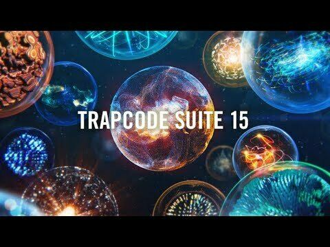 Red Giant Trapcode Suite 15 SUITE Particle 3D effects