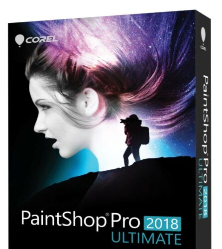 Corel Paintshop Pro 2018 Ultimate Lifetime License