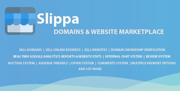 Slippa – Domains, Website & App Marketplace PH...