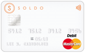 Soldo personal account + EUR currency IBAN account