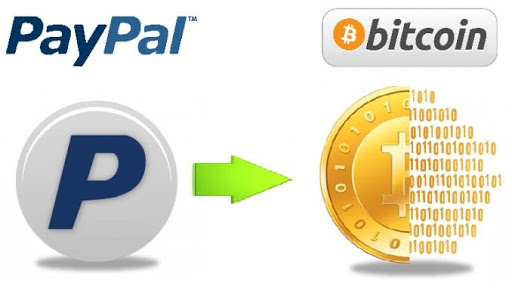 Bitcoins available for PayPal funds