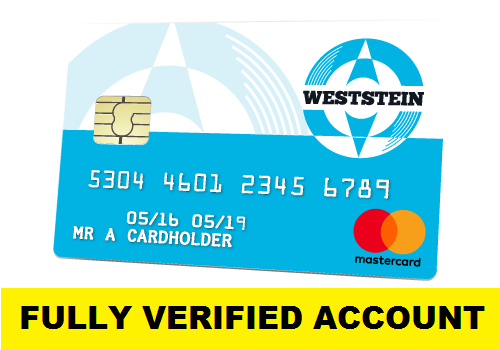 Fully Verified WestStein.com  Account – LV $99