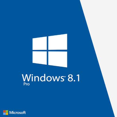 Windows key – Windows 8.1 Pro Key 32-64 Bit