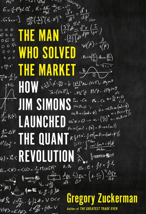 The Man Who Solved the Market ¦| ebook