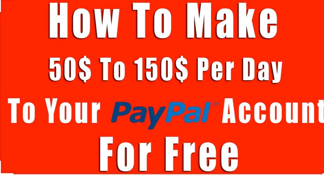 Simple method $50- $150 a day no investesment
