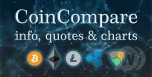 Crypto Compare- cryptocurrency quotes