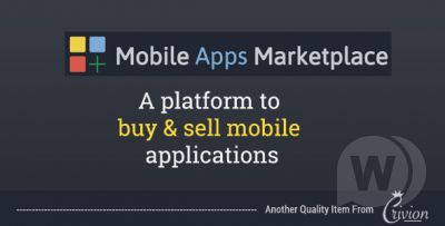 PHP Mobile Apps Marketplace