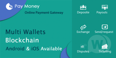 PayMoney - Secure Online Payment Gateway