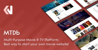 MTDb - Ultimate Movie & TV Database