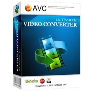 Any Video Converter Ultimate LifeTime License 3 PC