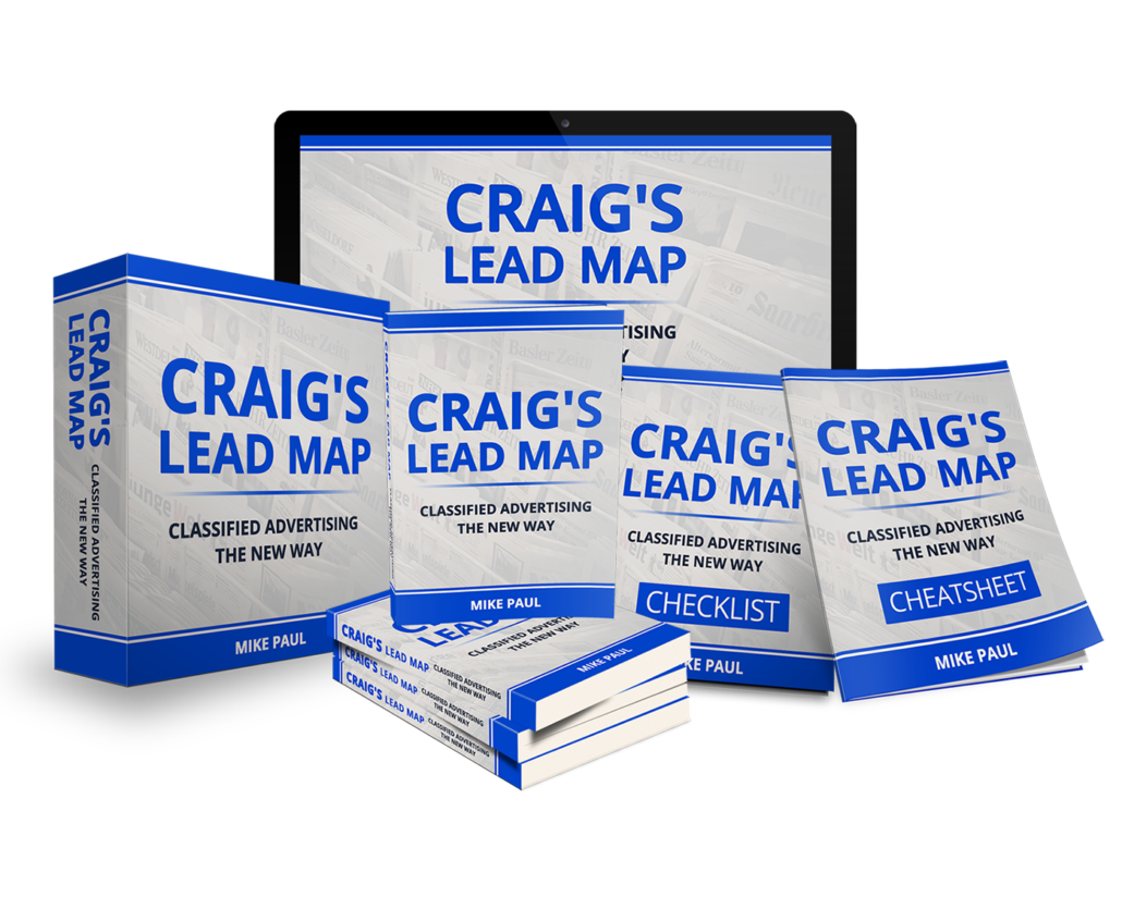 Craig's Lead Map - Make Money & Get Leads From C...