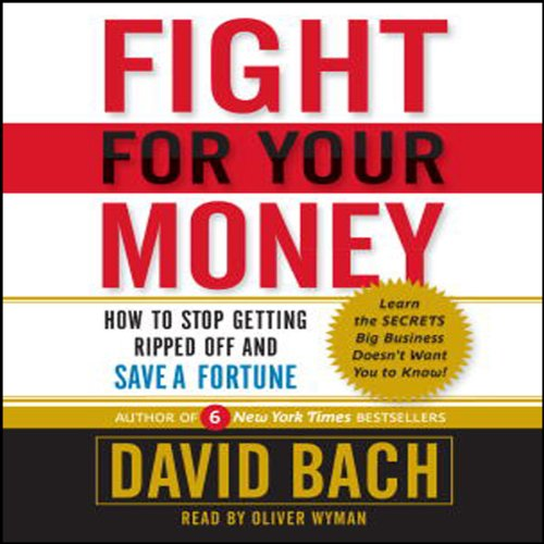 Fight for Your Money by David Bach Audiobook