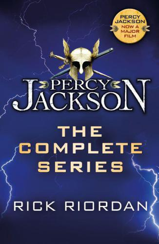 Percy Jackson - The Complete Series