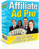 Affiliate Ad Pro SOFTWARE | Boost your affiliate sales!