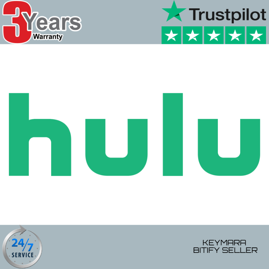 HULU | PREMIUM ACCOUNT | FAST DELIVERY