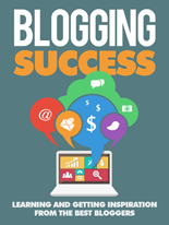 Blogging Success (Ebook)