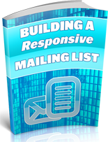 Building A Responsive Mailing List | 100$ + per day!