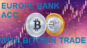 Europe Bank+btc enabled +3 Monese