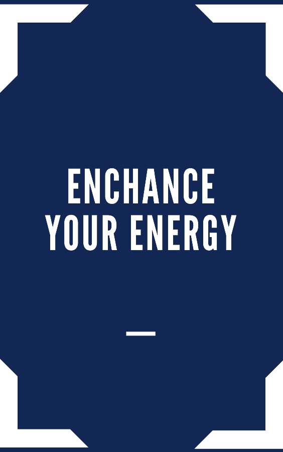 Enhance Your Energy | 100% Private