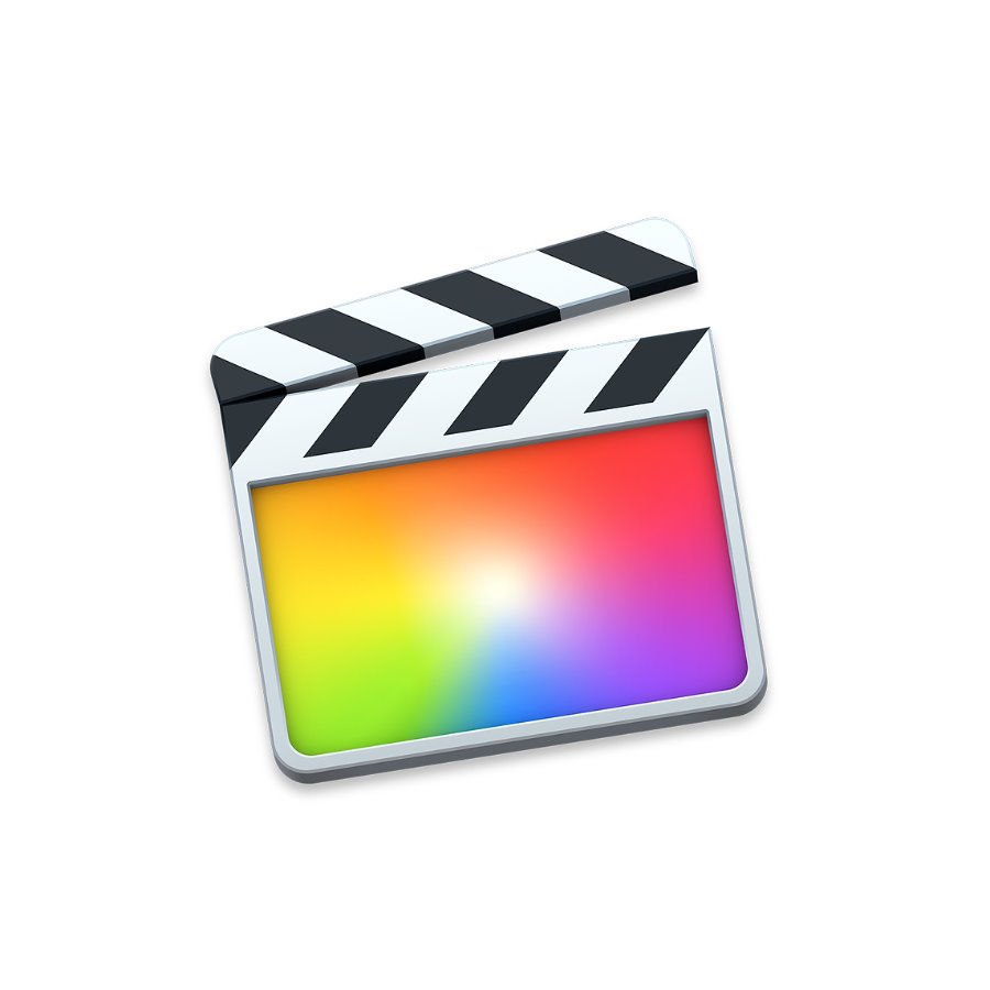 25 GB of Gradient Background for FCP X