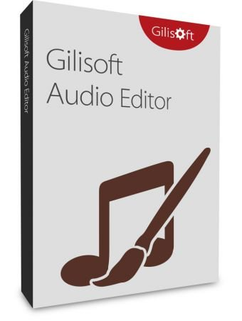 GiliSoft Audio Editor LifeTime License 1 PC