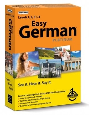 Individual Software Easy German Platinum
